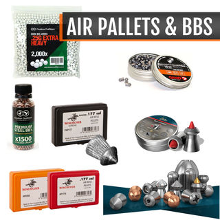 Air Pallets & BBs