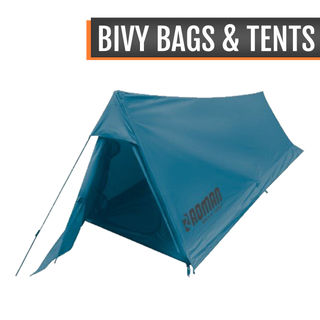 Bivy Bags and Tents