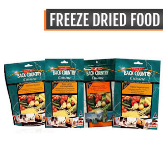 Freeze Dried Food