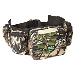 Ridgeline Rugged Rata 5 Pocket Bumbag Camo