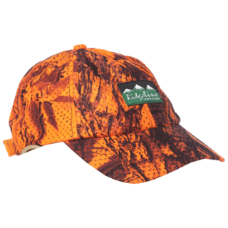 Ridgeline Sable Air-Flow Cap - Blaze Orange