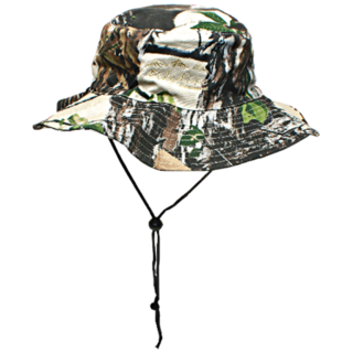 Ridgeline Cotton Bush Hat - Buffalo Camo