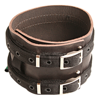 Ridgeline Delux Leather Rip Collar