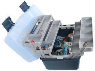 Jarvis Walker 4 Tray Tackle Box