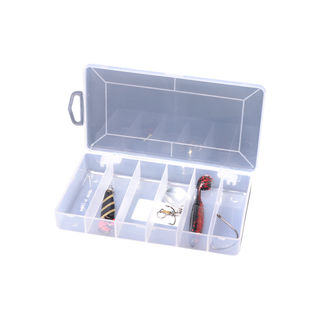 FishFighter 6 Compartment Lure Box