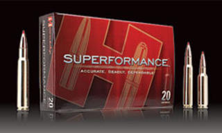 Hornady 6.5X55 Swedish Mauser 140GR SST Superformance