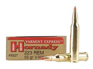 Hornady 223 55gr V-Max Varmint
