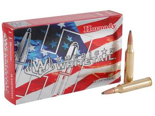 Hornady 270 Win 130gr American Whitetail Interlock