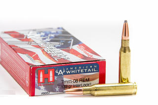 Hornady American Whitetail 7mm-08 Rem 139 gr Interlock