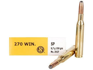 S & B 270 Sellier & Bellot 150gr SP