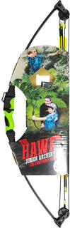 Buffalo River Hawk Recurve Archery Set 12LB