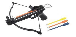 Buffalo River Pistol Crossbow 50lb & 3 Bolts (Arrows)