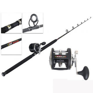 PENN GT 330 Rod and Reel Combo 10-15kg