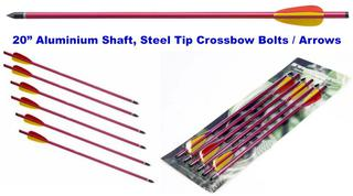 Crossbow Bolts 20