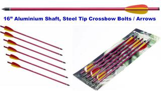 Crossbow Bolts 16