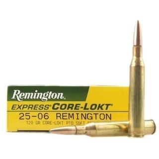 Remington 25-06 Rem 120gr PSP