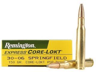 Remington 30-06 Springfield 150gr PSP