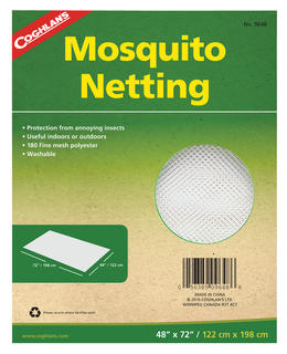 Coghlan's Washable Mosquito Netting