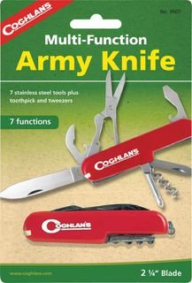 Coghlands Army Knife (7 function)