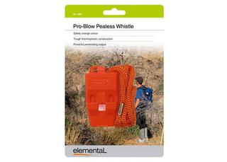 Elemental Pro Blow Pealess Whistle