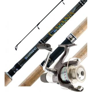 Shimano Sienna 2500 & Catana 6'6 3-5kg 4 piece