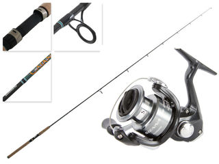 Shimano Catana Spin 3-5kg 7ft 2pc with Sienna 2500FE reel Combo