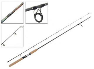 Shimano Catana Spin 3-5kg 7ft 2pc with Aernos 2500FA reel Combo