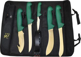 Buffalo River Knife Roll Set