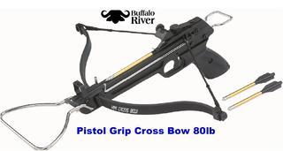 Buffalo River 80LB Crossbow