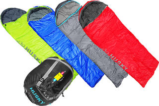 Husky Sleeping Bag 400gm