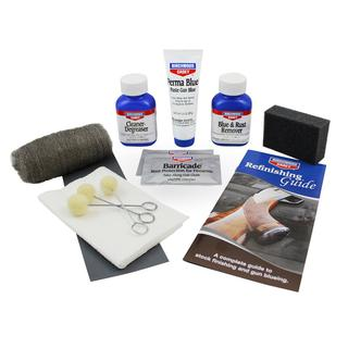 Burchwood Perma Gun Blue Kit - Paste
