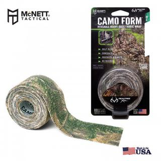 McNett Camo Form Reusable Heavy-Duty Self-Cling Wrap RTX