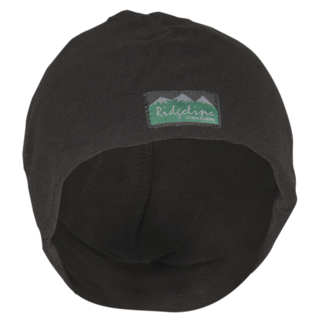 Ridgeline Micro Fleece Beanie KIDS - Black