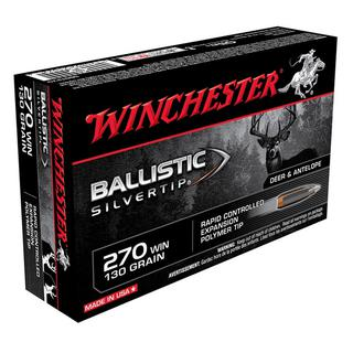 Winchester Supreme .270Win 130gr BST