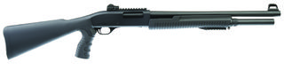 Khan A-Tac Force 12g Tactical Synthetic Pump Action