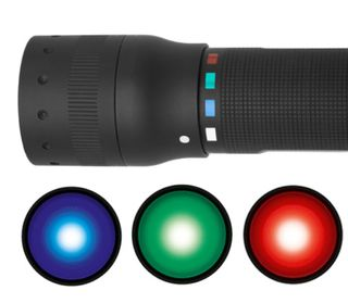 Ledlenser P7QC Quattro Colour