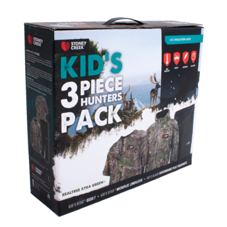 Stoney Creek Kids 3 piece Hunters Pack - RTXG