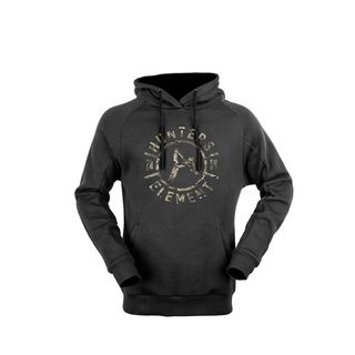 Hunters Element Kids Carbon Hoodie