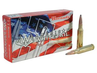 Hornady 270 Win American Whitetail 140g SP