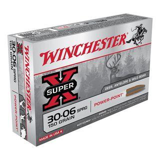 Winchester SuperX .30-06 150grPP (20)