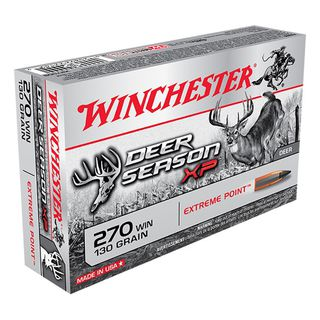 Winchester Deer Season 270Win 130gr XP (20)