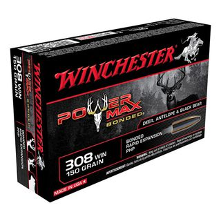 Winchester PowerMaxBonded .308Win 150grPHP (20)