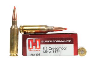 Hornady Superformance 6.5 Creedmoor 129gr SST