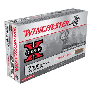 Winchester SuperX 7MM RM 150gr PP (20)