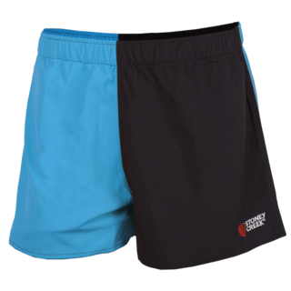 Stoney Creek Kid's Jester Shorts Blue/Black