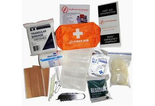 Survival Kit Co - First Aid Kit - Day Pouch