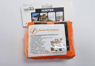 Survival Kit Co - First Aid Kit - Hunter