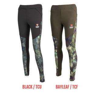 Stoney Creek Women's Active Tights - Tuatara