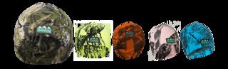 Ridgeline Micro Fleece Beanie KIDS - Camo