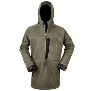 Hunters Element The Bushman Half Zip - Frost Green